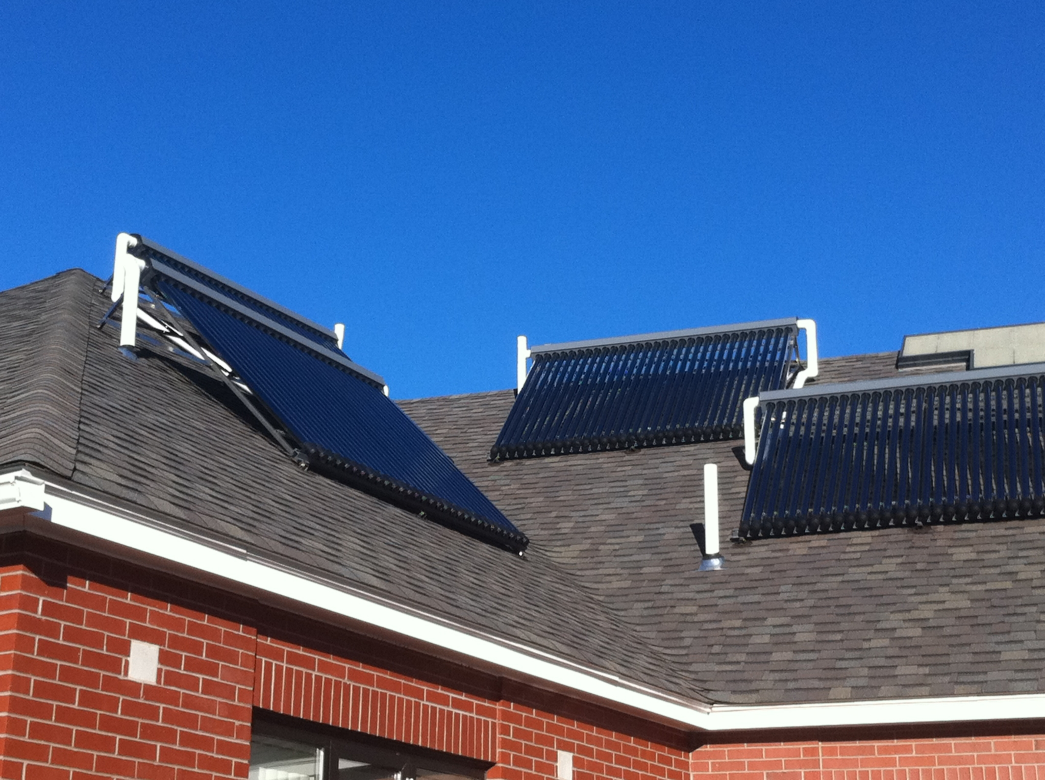 Residential Solar & Heat Pumps